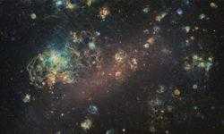 Астрономы показали 240-мегапиксельный снимок Большого Магелланова Облака