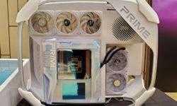 ASUS показала компьютерную материнскую плату будущего