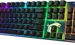 Computex 2019: клавиатуры и мыши MSI для любителей игр