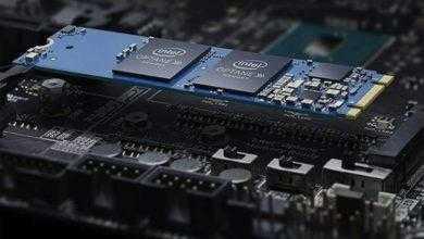 Фото Computex 2019: накопители Intel Optane M10/M15 вместимостью до 64 Гбайт
