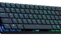 Cooler Master SK621: компактная беспроводная механическая клавиатура за $120
