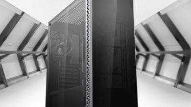 Фото Элегантный корпус Deepcool Matrexx 50 получил две стеклянные панели