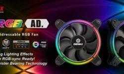 Enermax T.B.RGB AD.: тихий вентилятор с оригинальной подсветкой