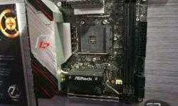 Фото: материнские платы ASRock на базе AMD X570, включая модель с Thunderbolt 3