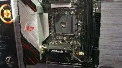 Photo of Фото: материнские платы ASRock на базе AMD X570, включая модель с Thunderbolt 3