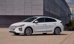 Hyundai увеличила ёмкость батареи электрокара Ioniq на треть