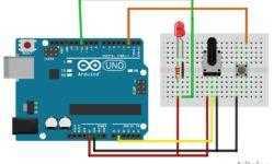[Из песочницы] Arduino и Processing. Как управлять микроконтроллером по COM порту. Двустороннее общение