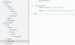 [Из песочницы] Кросс-компиляция Scala в Gradle проекте