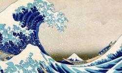 Картина японского художника была сохранена внутри белковых молекул