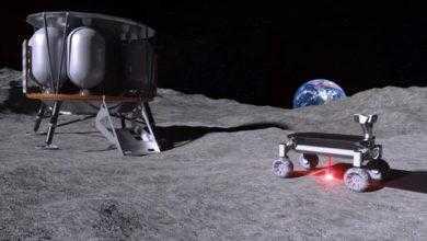 Фото Лазерный 3D-принтер для печати «кирпичей» отправят на Луну
