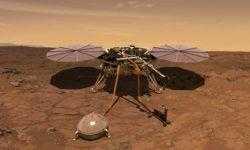 Марсианский зонд InSight возобновляет буровые работы