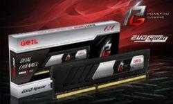 Модули памяти GeIL EVO Spear Phantom Gaming Edition подходят для компактных ПК