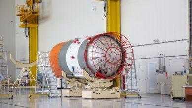 Фото Началась подготовка ракеты для первого в 2019 году пуска с Восточного