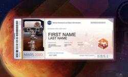 NASA предлагает пользователям отправить свои имена на Марс