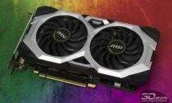 Новая статья: Обзор видеокарты MSI GeForce RTX 2060 Ventus 6G OC: самые доступные «лучи»