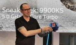 Новый Intel Core i9-9900KS: все 8 ядер могут постоянно работать на частоте 5 ГГц