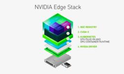 NVIDIA анонсирует платформу для поддержки ИИ на перифериях вычислительных сетей