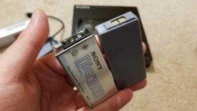 Фото [Перевод] Современные аккумуляторы для плееров Sony Discman