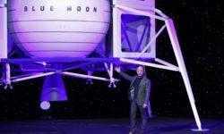Проект «Blue Moon» от Blue Origin: люди на Луне к 2024 году