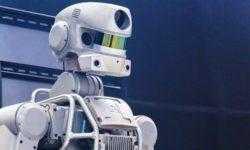 Робот «Фёдор» готовится к полёту на космическом корабле «Союз МС-14»