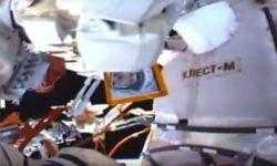 Российские космонавты успешно выполнили первый в 2019 году выход в открытый космос