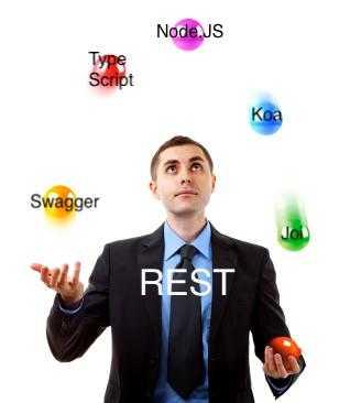 Самодокументируемый REST сервер (Node JS, TypeScript, Koa, Joi