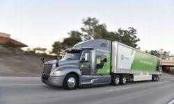 Самоуправляемые грузовики TuSimple пройдут тестирование в Почтовой службе США