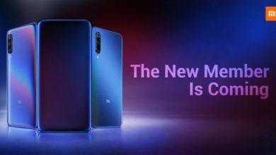 Фото Семейство Xiaomi Mi 9 пополнится новым смартфоном