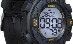 Смарт-часы Lenovo Ego: до 20 суток автономной работы