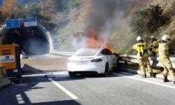 Tesla нашла, как решить проблему возгорания Model S и Model X