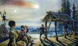 Тунгусский метеорит и его младшие братья
