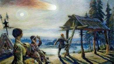 Фото Тунгусский метеорит и его младшие братья