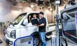 В Hyundai создана система управления ходовыми характеристиками электрокаров на базе оценки массы