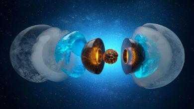 Фото Вода необычной формы может быть самой распространенной во Вселенной