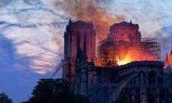 Восстановление Нотр-Дама противоречит современным европейским тенденциям