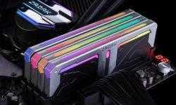 Zadak Spark RGB DDR4: модули и комплекты ОЗУ с многозонной подсветкой