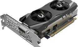 Zotac GeForce GTX 1650 Low Profile: первая низкопрофильная видеокарта на базе Turing