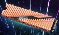 Aorus NVMe Gen4 SSD: твердотельные накопители с интерфейсом PCI Express 4.0