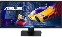 ASUS VP348QGL: игровой монитор формата UWQHD с диагональю 34 дюйма