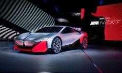 BMW представила концептуальный автомобиль Vision M Next