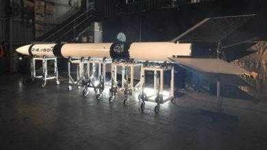 Фото Будущий конкурент SpaceX и Blue Origin строит ракету в гараже
