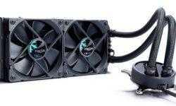 Fractal Design Celsius Blackout: системы жидкостного охлаждения для чипов AMD и Intel