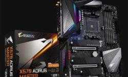 GIGABYTE X570 Aorus Master: материнская плата для процессоров AMD Ryzen