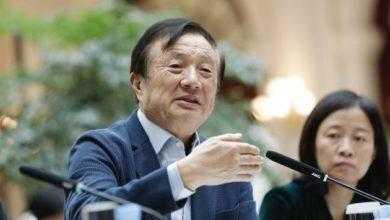 Фото Глава Huawei считает, что потеря $30 млрд не так уж страшна для бизнеса компании