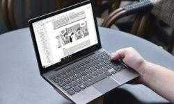GPD P2 Max: мини-ноутбук с 8,9″ экраном формата WQXGA