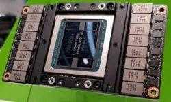 Графические процессоры NVIDIA Ampere по 7-нм технологии будет выпускать Samsung
