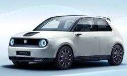 Honda рассказала о платформе для компактных электромобилей