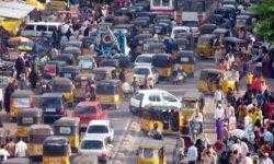 Индия хочет перейти на электрический транспорт. Скутеры с ДВС окажутся под запретом?