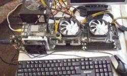 История сборки «деревенского суперкомпьютера» из запчастей с eBay, Aliexpress и компьютерного магазина. Часть 2