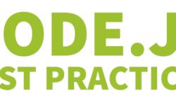 [Из песочницы] Лучшие практики Node.js — советы по структуре проектов